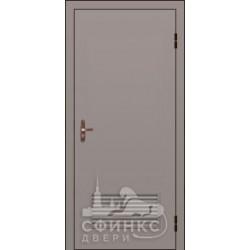 Входная металлическая дверь 58-07