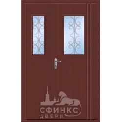 Входная металлическая дверь 58-75