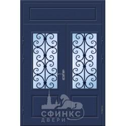 Входная металлическая дверь 58-96