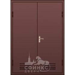 Входная металлическая дверь 58-67