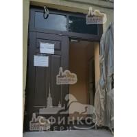 Металлическая дверь - 61-17