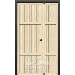 Входная металлическая дверь 62-14