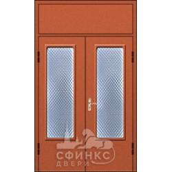Входная металлическая дверь 58-92