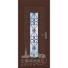 Металлическая дверь - 58-17