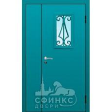 Металлическая дверь - 58-51