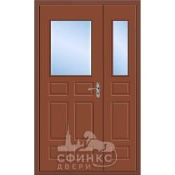 Входная металлическая дверь 58-77