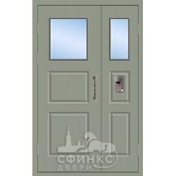 Входная металлическая дверь 04-26