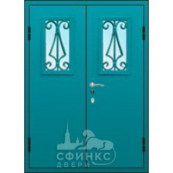 Входная металлическая дверь 58-69