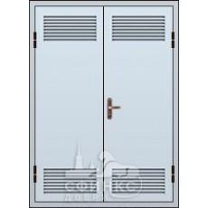 Металлическая дверь - 58-80