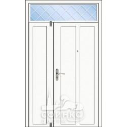 Входная металлическая дверь 04-36