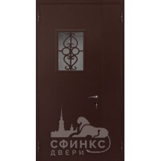 Металлическая дверь - 61-10