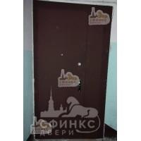 Металлическая дверь - 61-11