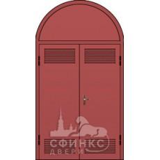 Металлическая дверь - 58-121