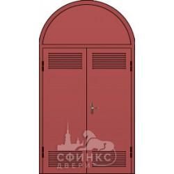 Входная металлическая дверь 58-121