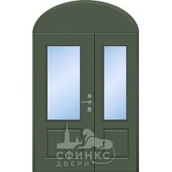 Входная металлическая дверь 58-118