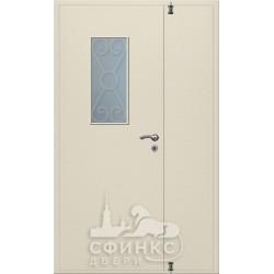 Входная металлическая дверь 64-74