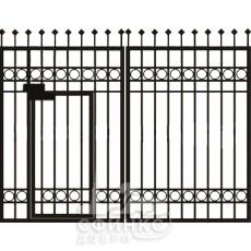 Металлическая дверь - 61-47