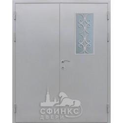 Входная металлическая дверь 64-45