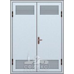 Входная металлическая дверь 58-72
