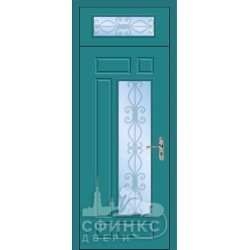 Входная металлическая дверь 58-39