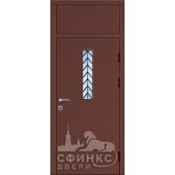 Входная металлическая дверь 62-58