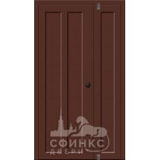 Металлическая дверь - 63-09