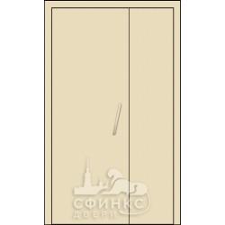 Входная металлическая дверь 63-06