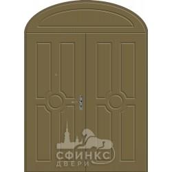Входная металлическая дверь 66-13