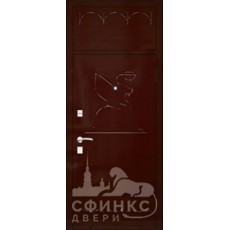 Металлическая дверь - 16-01