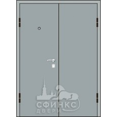 Металлическая дверь - 41-04
