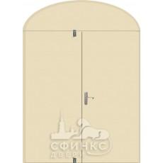 Металлическая дверь - 66-30