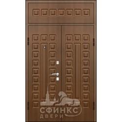 Входная металлическая дверь 55-05
