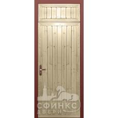 Металлическая дверь - 10-03