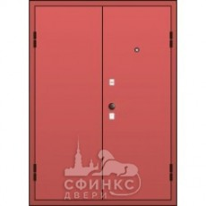 Металлическая дверь - 40-16