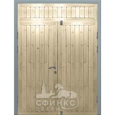 Металлическая дверь - 54-15