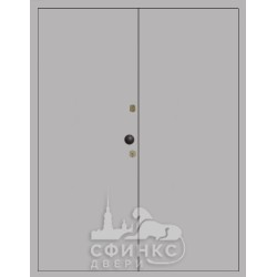 Входная металлическая дверь 40-11