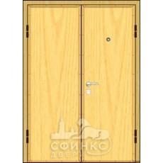 Металлическая дверь - 43-16