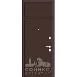 Входная металлическая дверь 11-16