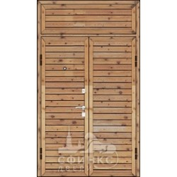 Входная металлическая дверь 52-14