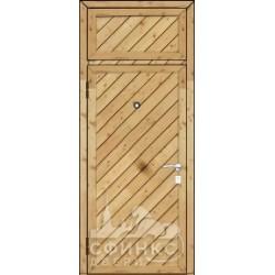Входная металлическая дверь 12-16