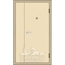 Металлическая дверь - 21-02