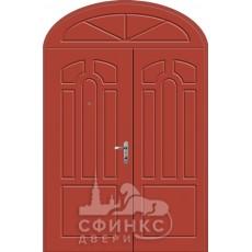 Металлическая дверь - 66-17