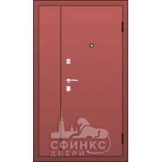 Металлическая дверь - 20-16