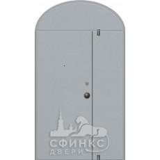 Металлическая дверь - 66-27