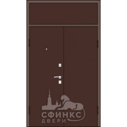 Входная металлическая дверь 51-16