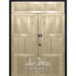 Входная металлическая дверь 52-02