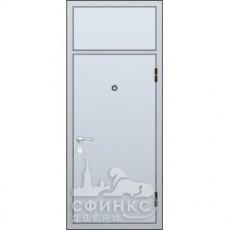 Металлическая дверь - 10-02