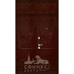 Входная металлическая дверь 56-01