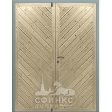 Металлическая дверь - 44-16