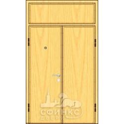 Входная металлическая дверь 55-13